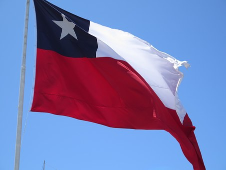 Bandera De Chile, Chile, Bandera