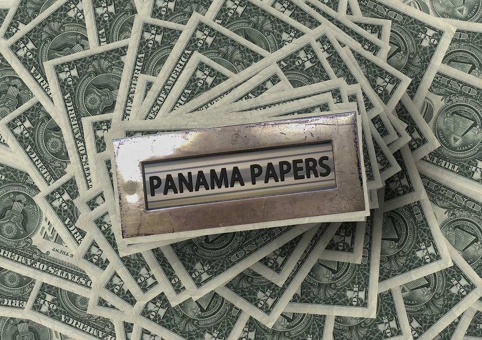 panama papers mailbox scandal dollar finance scam
