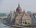 budapest, parliament, south side