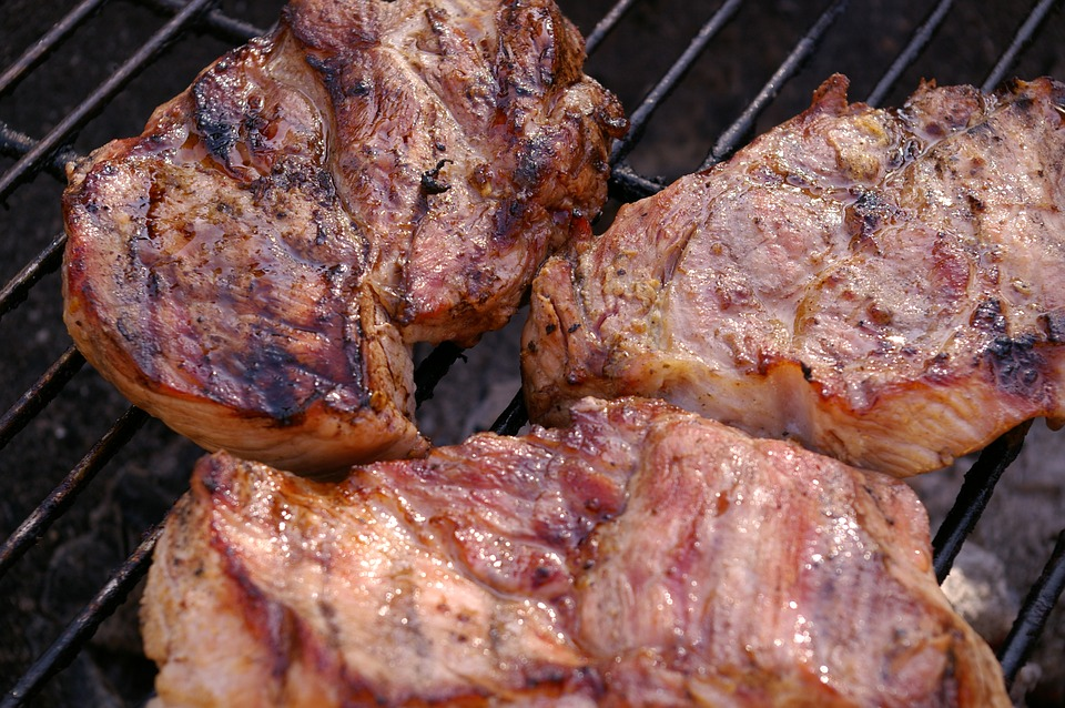 Grilling Steaks Time Chart: Free photo: Grilled Meats Barbecue Meat - Free Image on Pixabay ,Chart