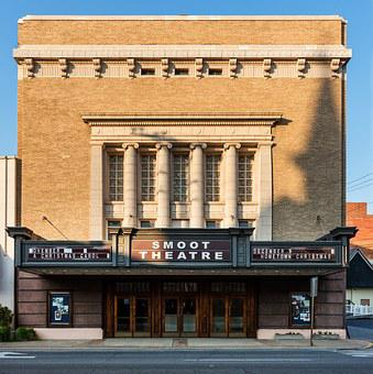 Parkersburg West Virginia Smoot Theatre Th