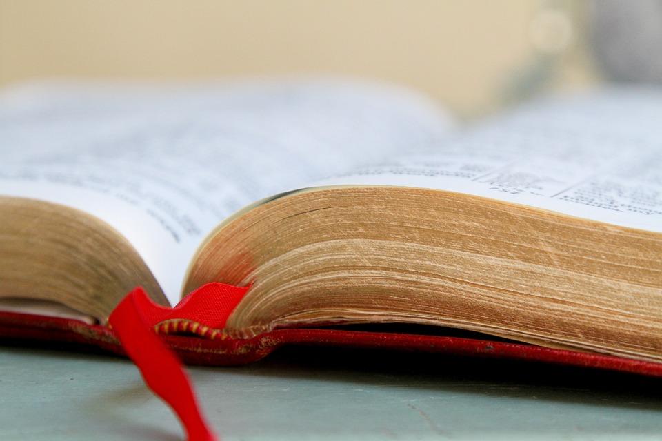 Biblia Abierta Religion Foto Gratis En Pixabay
