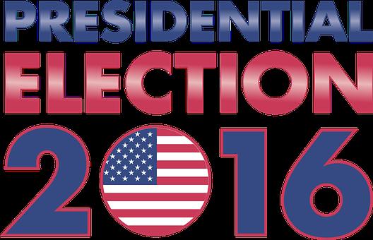 Presidential, 2016, American Flag