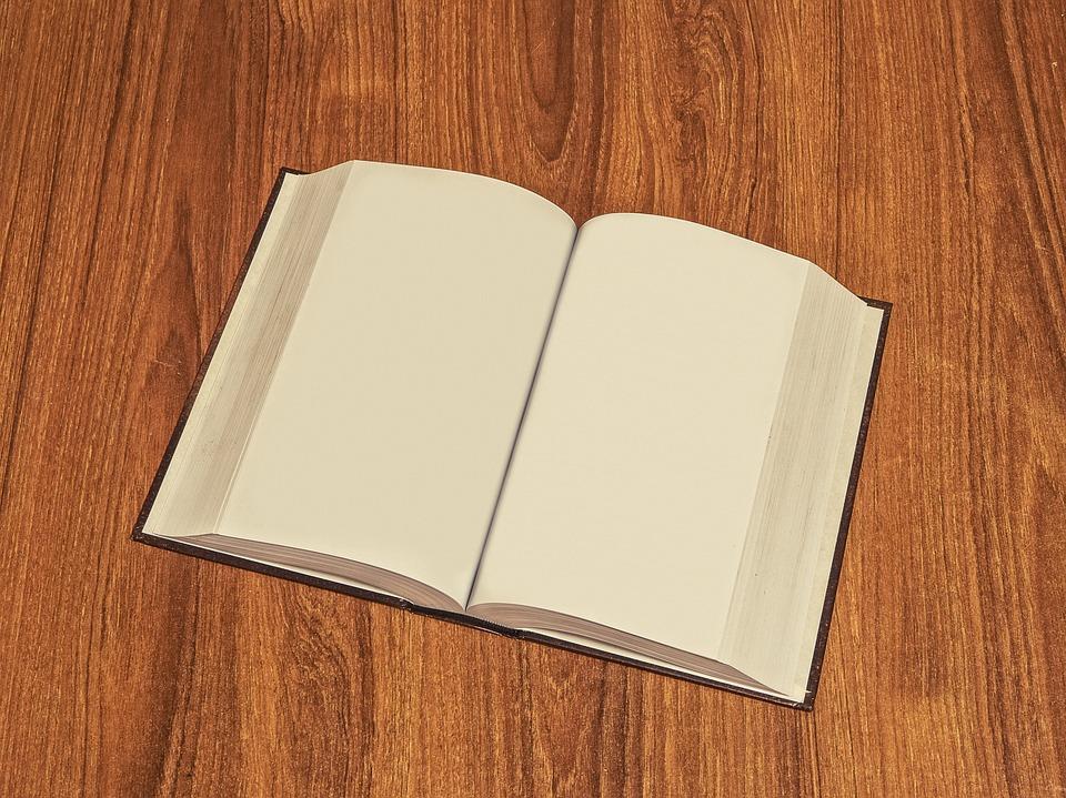 Leere Hardcover Buch · Kostenloses Foto auf Pixabay