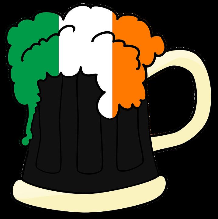Free Illustration Ireland Beer Irish Green Saint Free Image On Pixabay 1312441