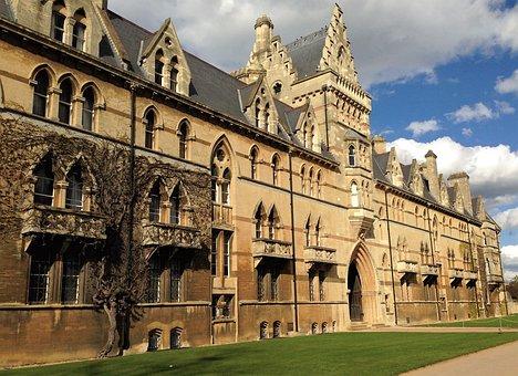 Oxford, Christchurch, Collège