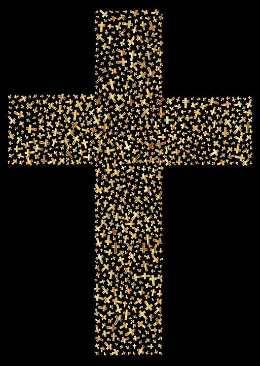Jesus Christ Cross Crucifix Christian Catholic