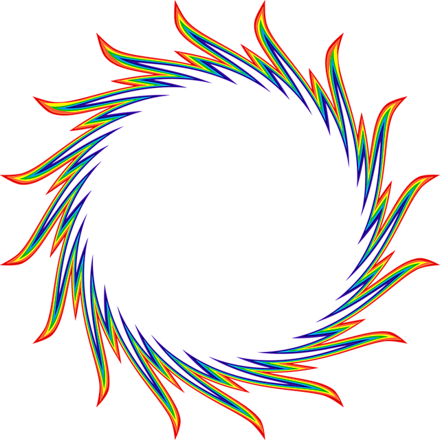 Free vector graphic: Ring, Flames, Fire, Heat, Colorful ...