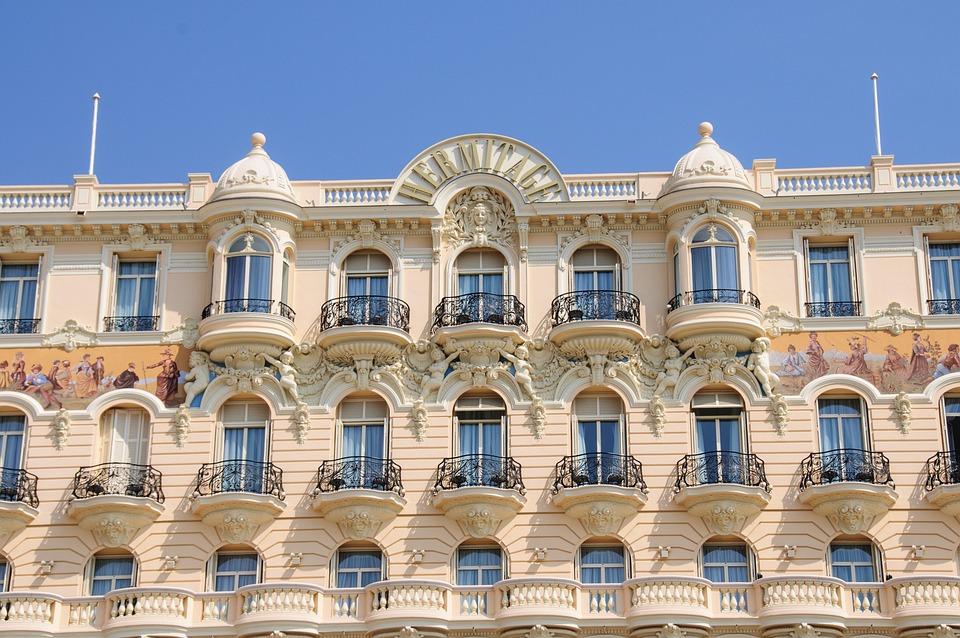 Hotel, Monaco