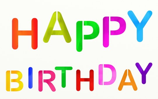 Happy Birthday Text Images Pixabay Download Free Pictures