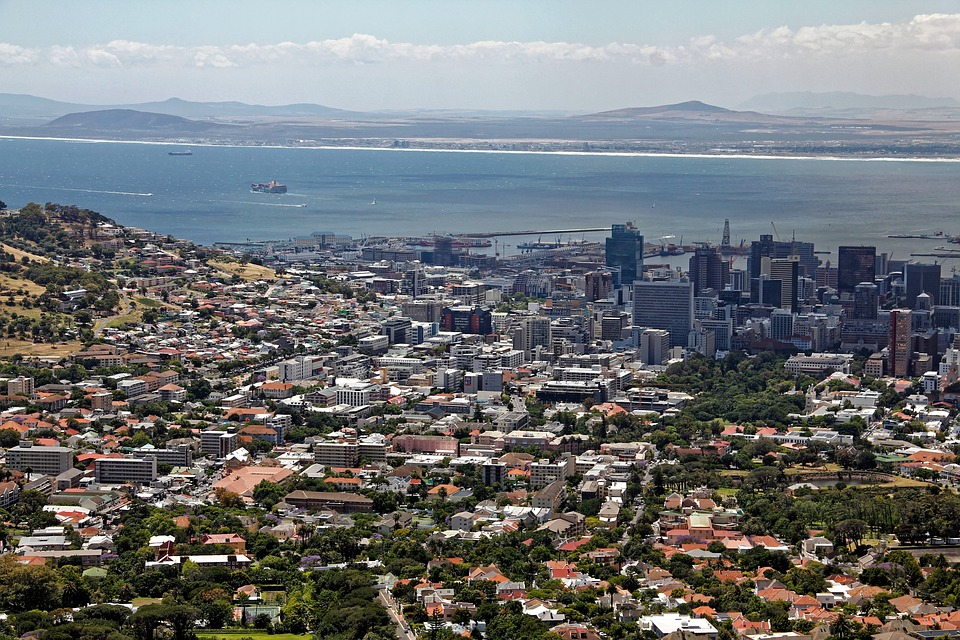 Free photo: Cape Town, South Africa, City - Free Image on ...