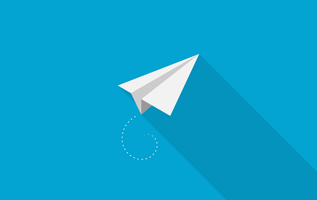 Free vector graphic: Aircraft, Paper, Blue, Background ...