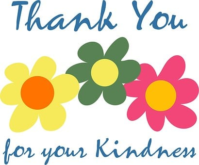 A Thank you for your kindness image signifying Online value proposition 1 - Know what you want and why