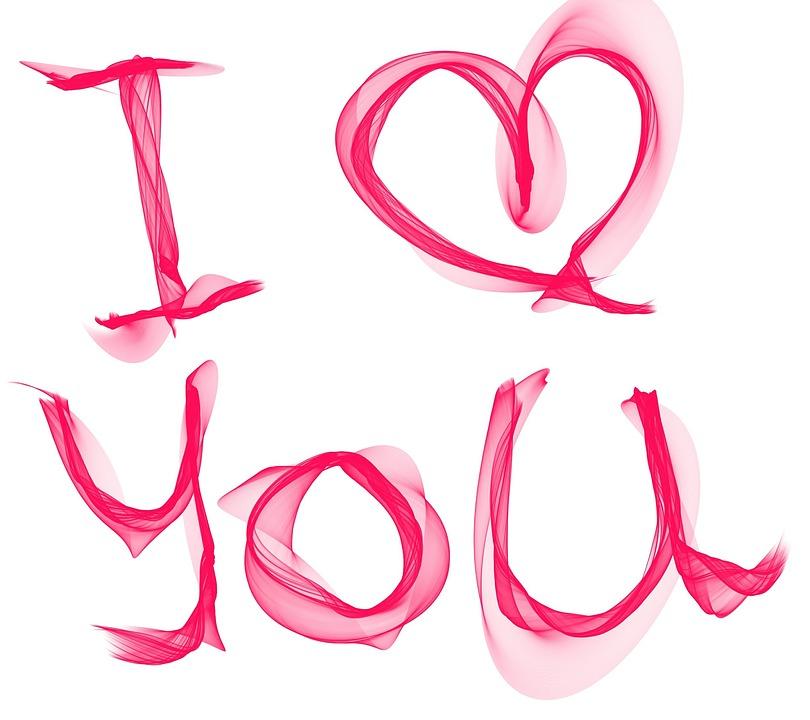 Love Heart I You Free Image On Pixabay