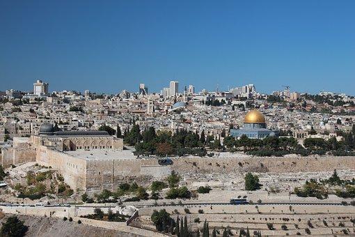 Jerusalem, Altstadt, Stadtmauer