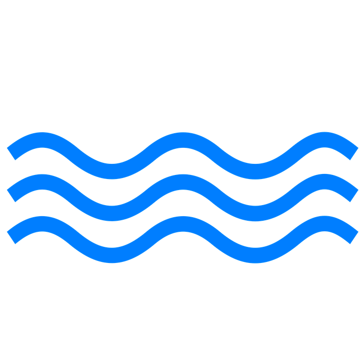 Wave Vector Png Water Wave Drip...