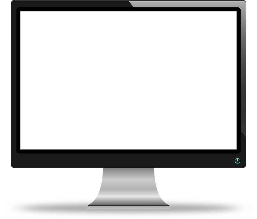 Screen Monitor Computer 183 Free Vector Graphic On Pixabay