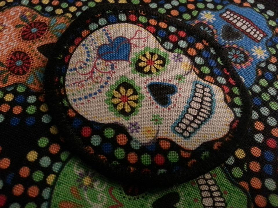 Skull Day Of The Dead Hallo · Free photo on Pixabay