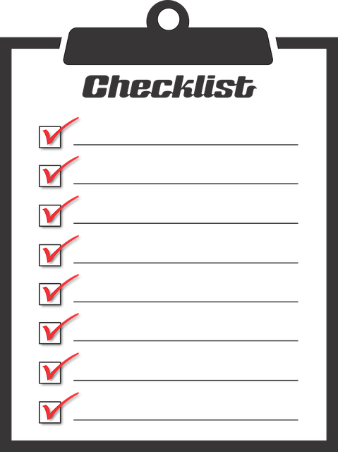 checklist to do activities  u00b7 free vector graphic on pixabay