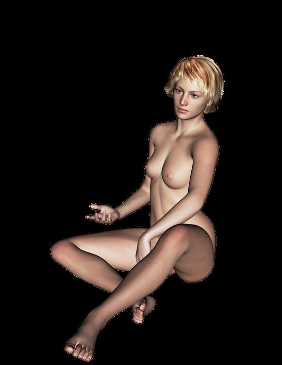 Femme nue érotique vidéo