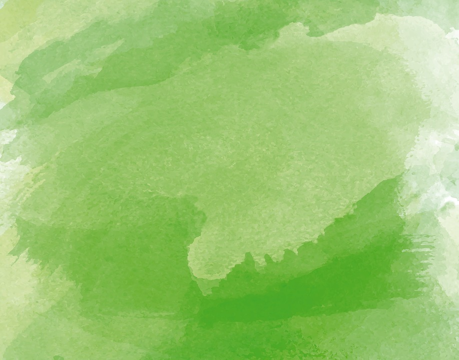 Free Illustration Watercolor Watercolour Green Free