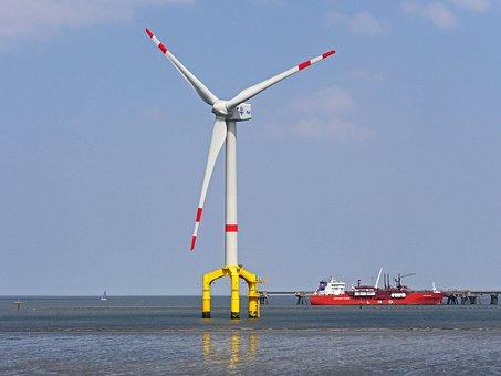 Molinillo, Offshore, Mar De Wadden