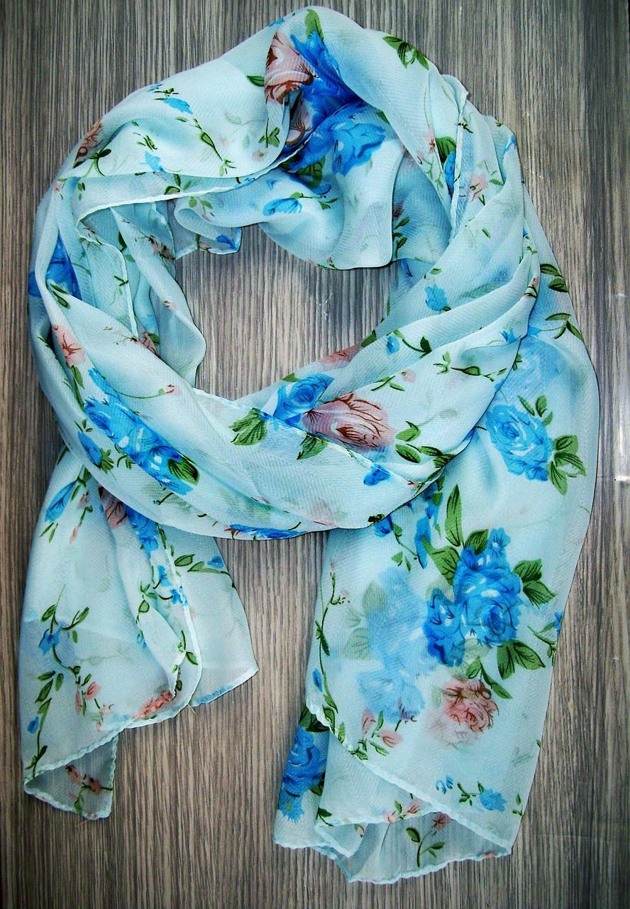 ponytail bandana knot