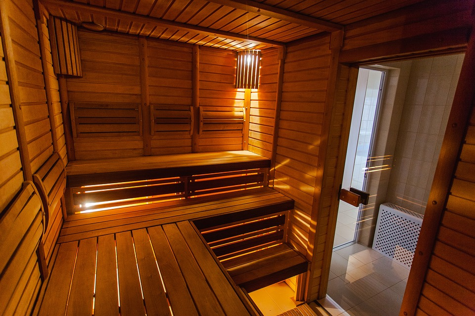 Bath, Firewood, Design, Sauna, Blow, Hot, Health