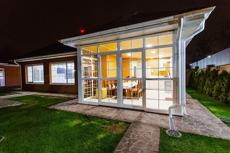Cottage house homestead free photo on pixabay - Ampliamento casa con veranda ...