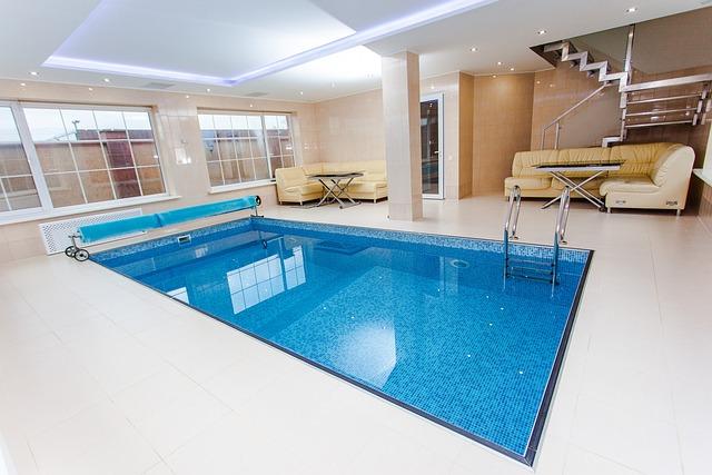 gratis billede pool sommerhus interi r gratis billede p pixabay 1318071. Black Bedroom Furniture Sets. Home Design Ideas