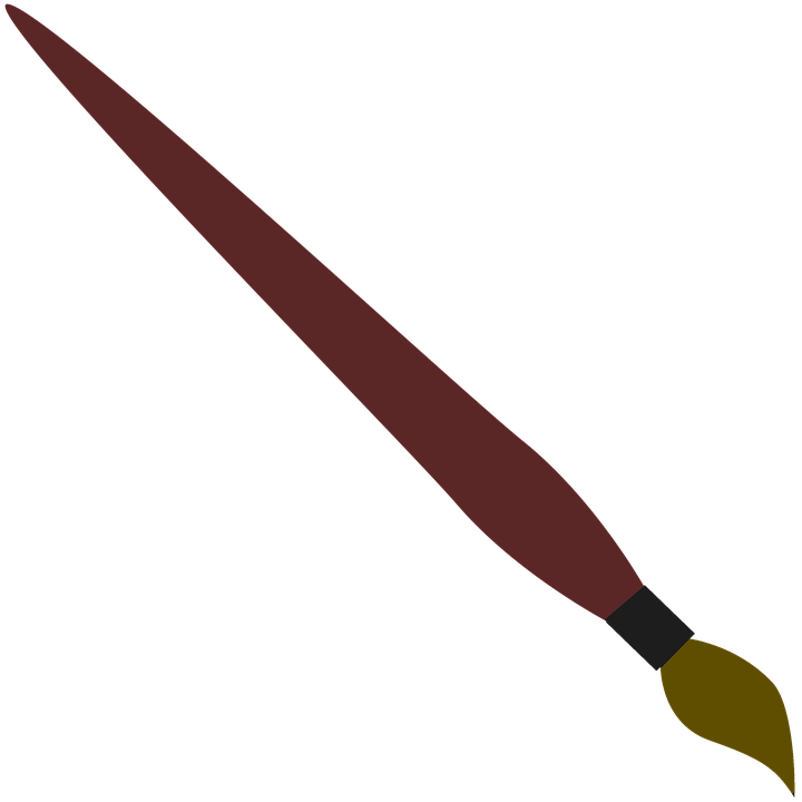 Brush Paint Art · Free image on Pixabay