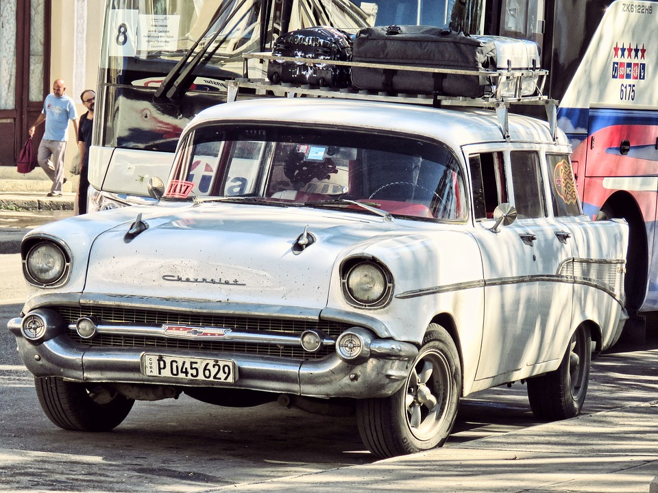 Car Old Chevrolet The · Free photo on Pixabay