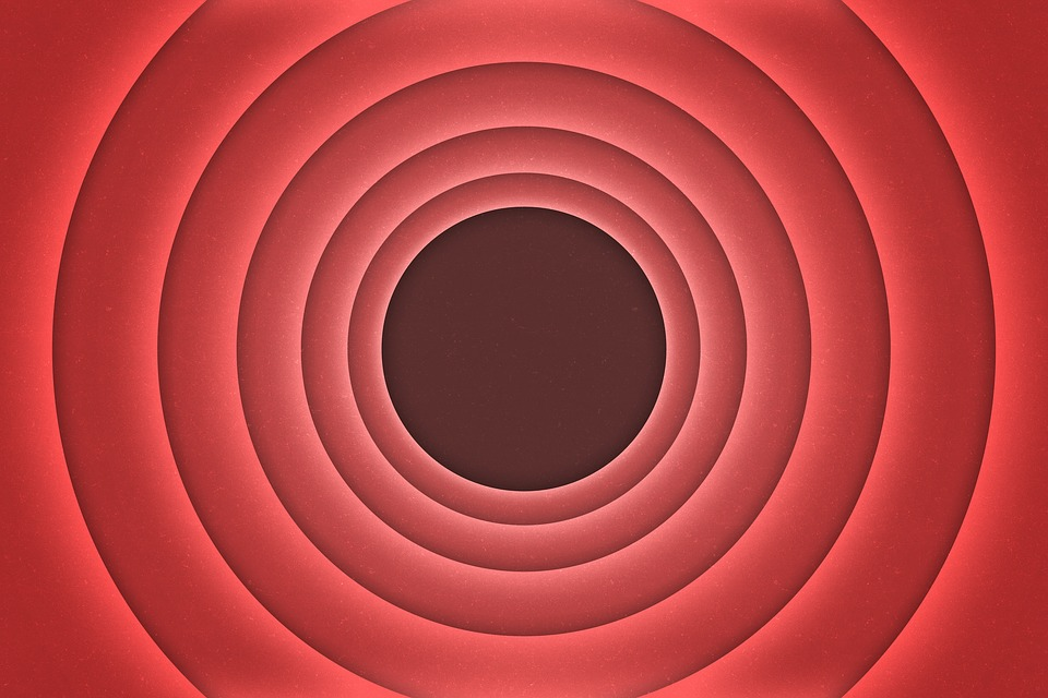 Free Illustration Circles Retro Bullseye Free Image