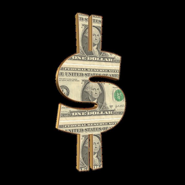 dollar characters us-dollar · free image on pixabay