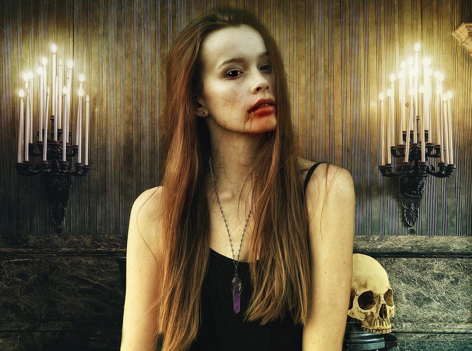 Free Illustration Gothic Fantasy Dark Macabre Free