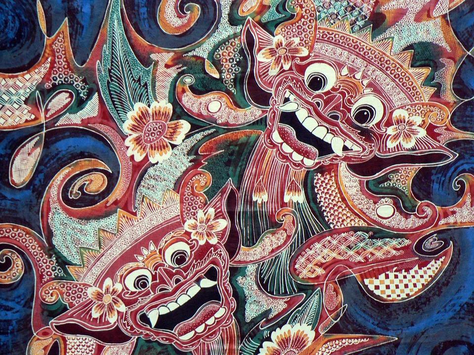 Indonesia Bali Batik · Free image on Pixabay