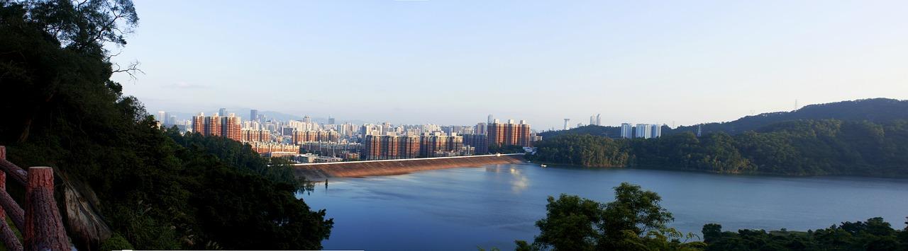 Shenzhen, Merlin, Zbiornik