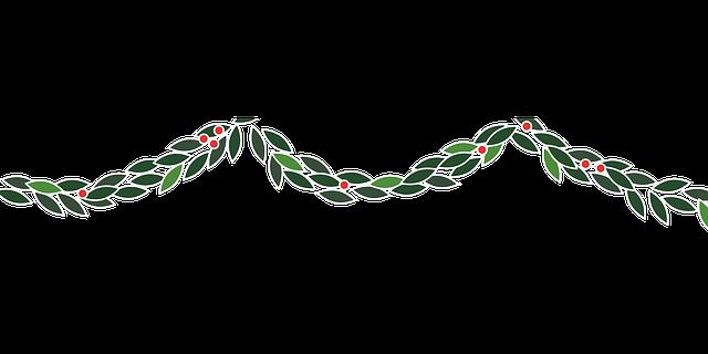 Brown String Christmas Lights