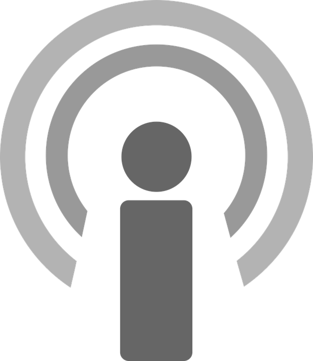 Podcast Icon - Free vector graphic on Pixabay