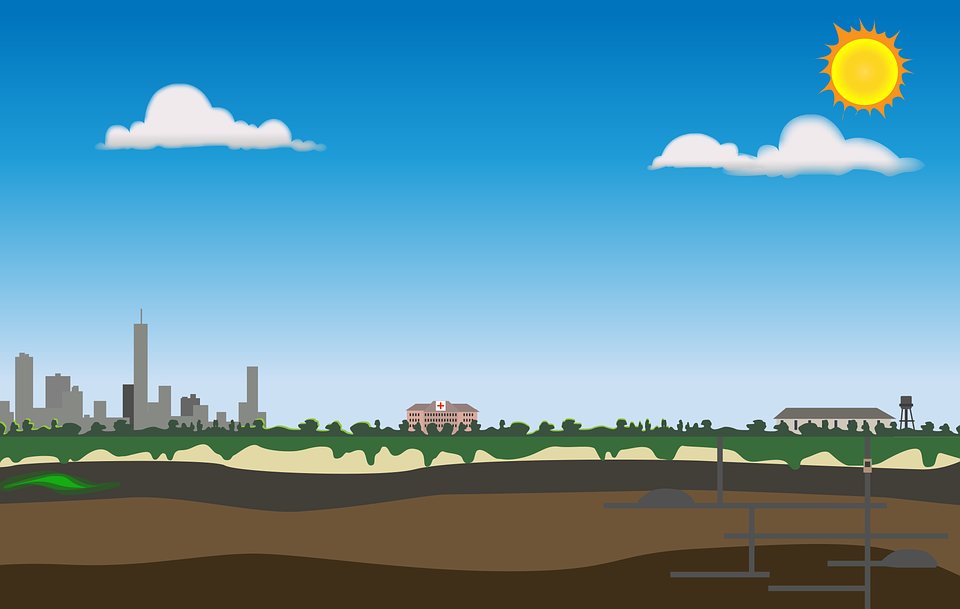 Free Vector Graphic Vector City City Image Building