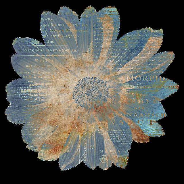 Flower Vintage Ephemera 183 Free Image On Pixabay
