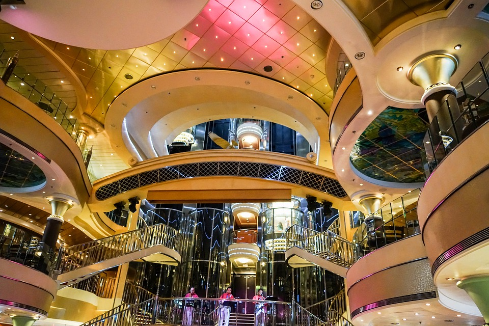 Cruise Ship Interior Design 183 Free Photo On Pixabay