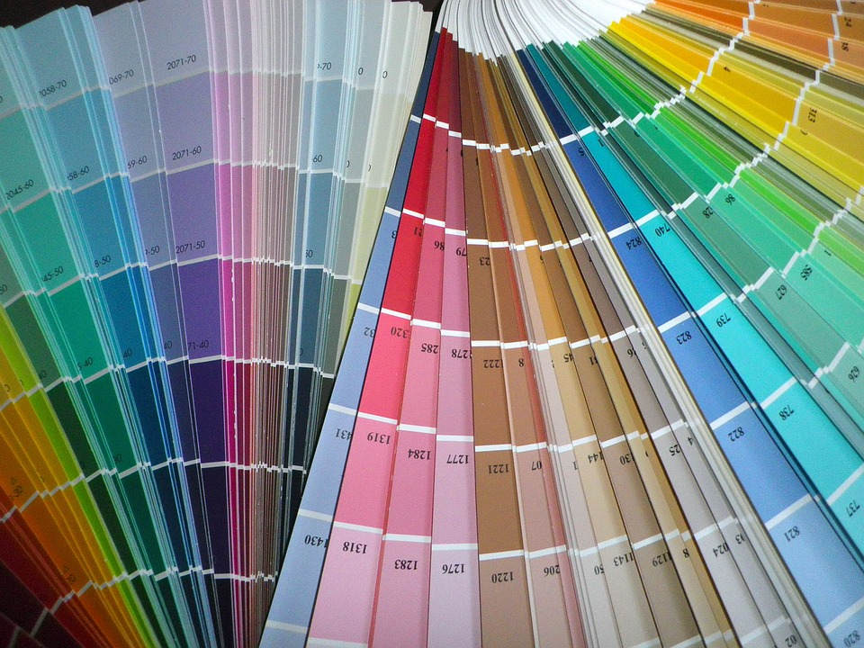Colors, Spectrum, Rainbow, Colorful, Design, Paint