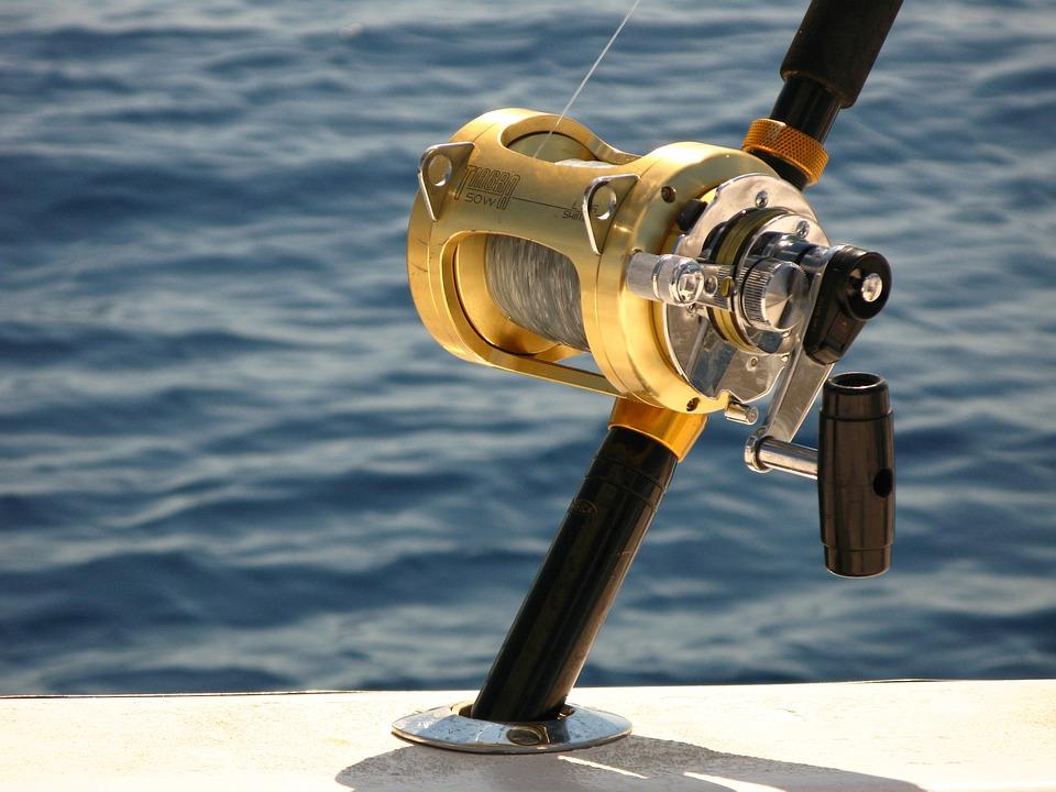 Deep Sea Fishing, Penn Reel, Ocean, Fishing