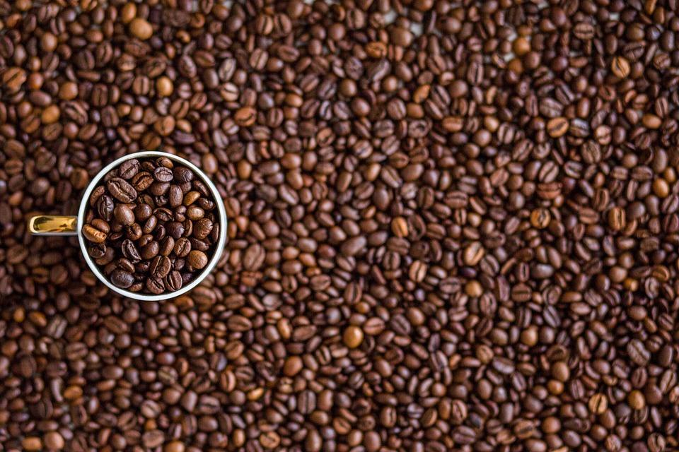 Coffee, Coffee Beans, Drink, Caffeine, Beverage, Brown