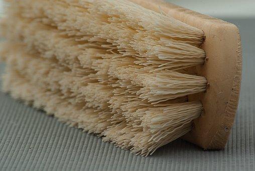 ブラシ, クリーニング, 世帯, メンテナンス, 洗浄