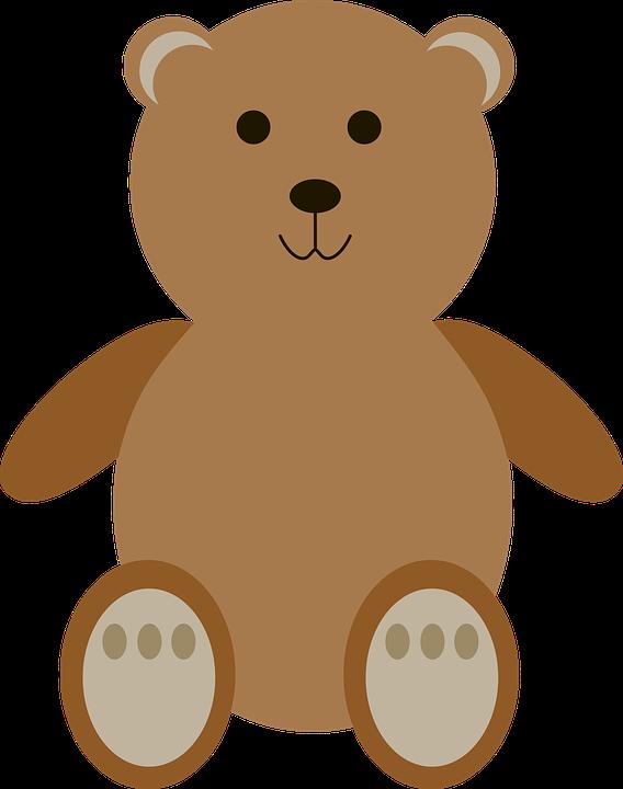 Teddy Bar Kuscheltier Kostenlose Vektorgrafik Auf Pixabay