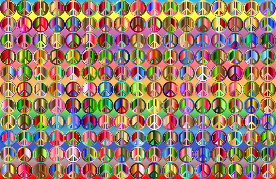 Kleurrijke, Prismatic, Chromatisch, Regenboog