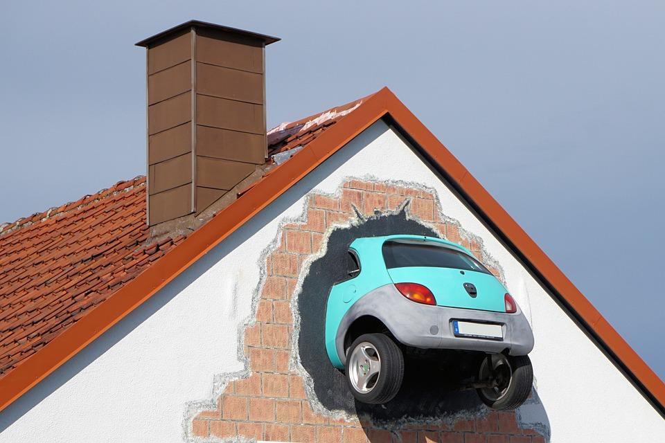 Wand Durchbruch auto wand durchbruch · kostenloses foto auf pixabay