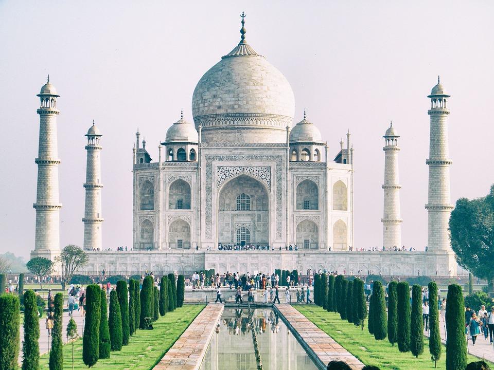 Taj Mahal, Heritage, India, Agra, Uttar Pradesh